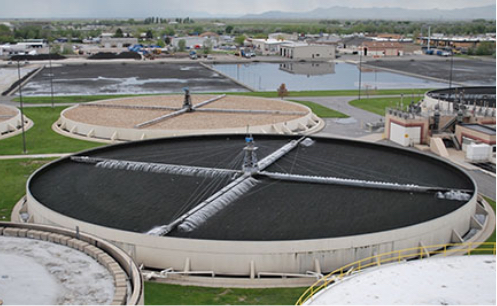 New Water Reclamation Facility